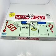 Monopoly Board Game 1999 Parker Brothers Classic - Very Nice