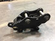 New Hydraulic Quick Coupler For A Case Cx60
