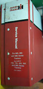 Case Ih 785 795 885 895 995 Tractor Service Manual Don 8-85073 8-85071 Lot 681