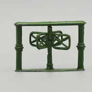 Taylor And Barrett Turnstile For Model Zoo Or Circus Vintage Metal Or Lead