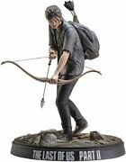 Dark Horse Deluxe The Last Of Us Part Ii Ellie With Bow 8 Pvc Figure Statue