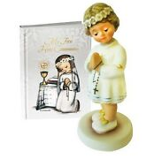 Hummel 814 Peaceful Blessing 4.5 And Free My First Communion Book