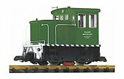 Piko 38508 Clean Machine Green Track Cleaning Locomotive G Scale Trains