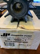 New Johnson Pump Impeller Replacement Kit 09-705bt-1 18000k See Photos