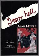 From Hell By Alan Moore Limited Signed Edition