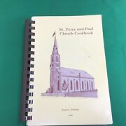 Nauvoo Illinois 1986 Cookbook St Peter And Paul Church See Index Of Recipes