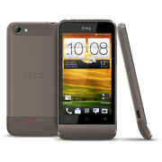 Htc Pn07120 One M7 4g With 32gb Memory Cell Phone - Silver Atandt