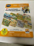 Vtech Science Touch And Learn Activity Desk Deluxe Age 2-4 Yrs - Science