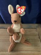 Pouch Ty Original Beanie Baby 1996 Hyphen Birthday And Http, Pvc Pellets