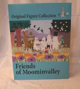 Moomin Valley 8 Types Of Ceramic Figure Dolls Lottery Giveaway W/box Limited