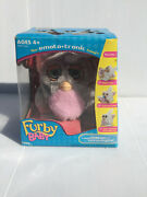 Rare Furby Baby 2005 Pink And Grey With Bottle New In Box Electronic Toy Emoto Gay