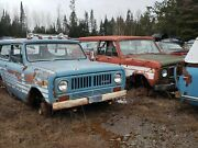 70-85 International Scouts V-8 ,auto/stick Projects Or Parts, Have 6 Scouts .