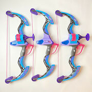 Nerf Rebelle Secrets And Spies Revolution Toy Dart Bow Lot Untestedno Arrows