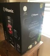 Vitamix A3500 Ascent White Professional Series Blender - Programmable Touch New