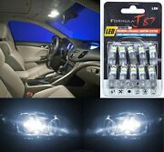Led 3030 Light White 5000k 168 Ten Bulbs Interior Trunk Cargo Replacement Oe Fit
