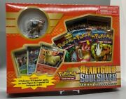 Pokemon Heartgold And Soulsilver Series Collection 5 Packs Heart Gold Soul Silver