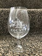 Goose Island Bourbon County Snifter Glass 2017 Beer Chicago Black Friday