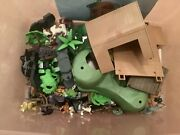 Playmobil Massive Lot Of Extra Parts - Many Differnet Sets