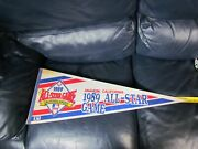 1989 All Star Game California Angels Pennant Game