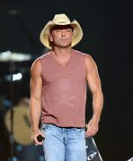 Kenny Chesney 2 Front Row Floor Tickets Foxboro Ma Last Show Of Tour 2022