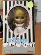 Takara Neo Blythe Cute And Curious Doll Toysrus Limited Edition Alice