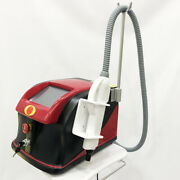 Portable Picosecond Laser Permanent Tattoo Removal Facial Spot Removal Pain Free