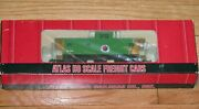 Atlas 1918 Extended Vision Caboose Northern Pacific Np 10422