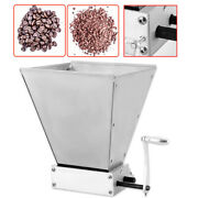 Hand Mill Wet Dry Cereal Grinder Rice Corn Grain Manual Wheat Homebrewer Crusher