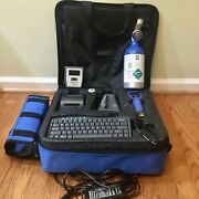 Alco-sensor Vxl Rbt Kit Keyboard Impact Printer 55l Gas Canister And Docking