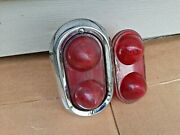 Vintage Original 1950-1951-1952 Buick Tail Light And Extra Lens