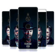 Official Fear The Walking Dead Season 6 Characters Back Case For Sony Phones 1