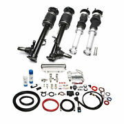 Ta Air Suspension+control+luft-kit 11.5l Tank For For Bmw 5er E34 Soda +