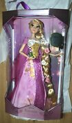 Disney Store Limited Edition Rapunzel Doll 10th Anniversary Tangled 17and039and039