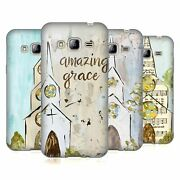 Official Haley Bush Church Painting Soft Gel Case For Samsung Phones 3