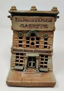 Windy Meadows Pottery Hometown Gazette From The Hometown Collection Rare