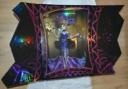 Disney Store Limited Edition Yzma Doll Designer Collection The Emperor's New Gro