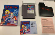The Jetsons Cogswellandrsquos Caper - Very Rare Nes Pal A Boxed Holy Grail Nintendo