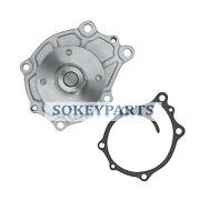 For Nissan K21 K25 220024192 New Water Pump 21010-fu400 8772259 91h2002580 Us