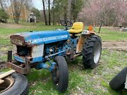 1983 Ford 1710 Diesel Tractor 4wd