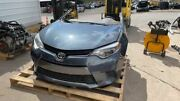 No Shipping Front Clip Bar Design Upper Grille Fits 15-16 Corolla 899699