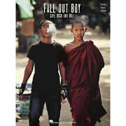 Hal Leonard Fall Out Boy - Save Rock And Roll Piano/vocal/guitar Pvg