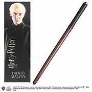 Harry Potter-draco Malfoy 12 Inch Wand And 3d Bookmark New