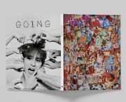 Seventeen [going] Magazine Photobook Photocard Set Black Version Tracking