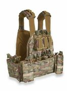 Guard Dog Tactical Sheppard Plate Carrier - Multicam Universal Fit Small To Xl