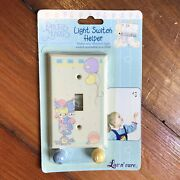 Precious Moments Light Switch Helper Cover • Baby Collection • Luv N' Care • Nib
