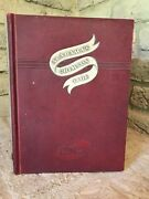 Alabamaand039s Crimson Tide 1892-1945 By James S. Edsonveryandnbsp Rare And Sought After
