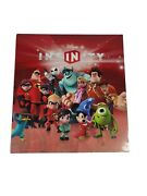 Target Exclusive Disney Infinity Album Series 2 W/20 Complete Set Game Included