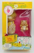 Sealed Butter Cookie Doll And Pet Strawberry Shortcake Kenner 80and039s Mint