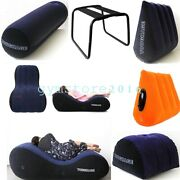 All Types Sex Aid Chair Inflatable Bed Pillow Bolster Love Cushion Seat Bdsm Toy