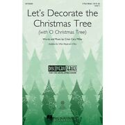 Letand039s Decorate The Christmas Tree Voicetrax Cd Composed By Cristi Cary Miller